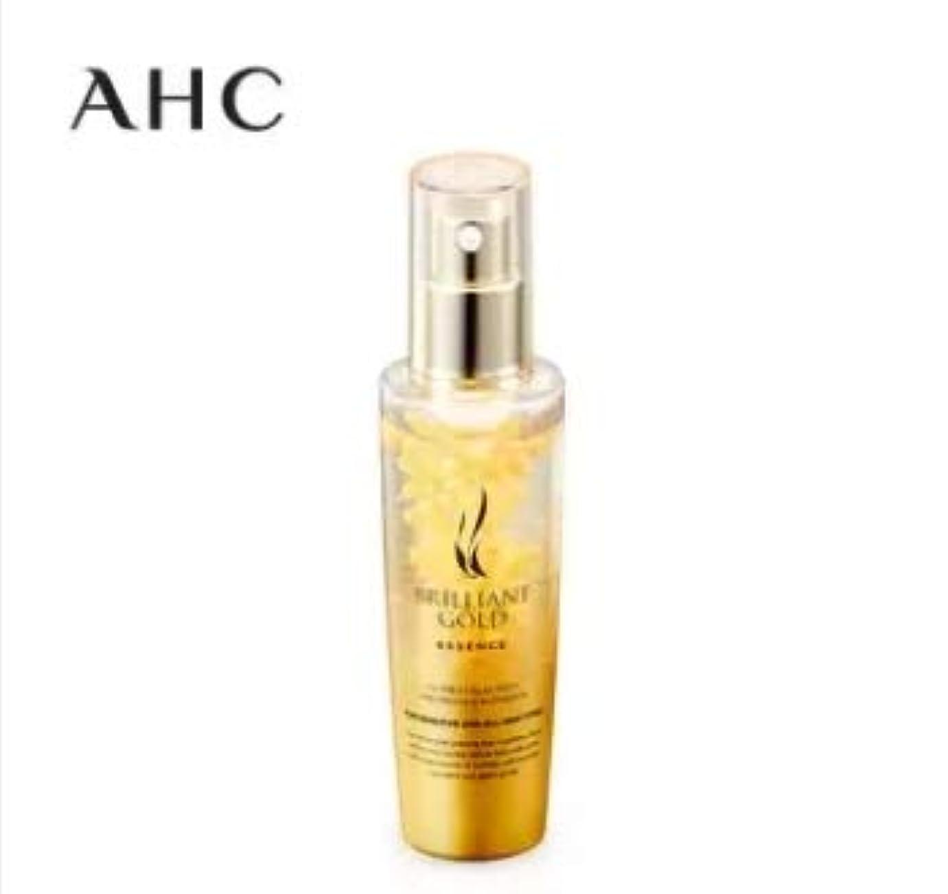 スチュワード国内の教義AHCブリリアントゴールドエッセンス60mlブライトニング+リンクルケア韓国の人気有名ブランド血清エッセンス肌の保湿スキンケア本当に洗顔