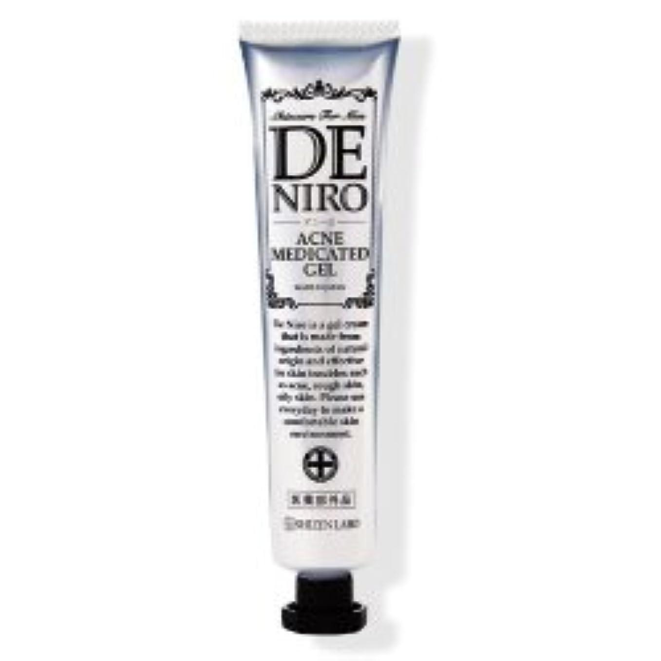 熱望する眼事実デニーロ 45g (約1ヵ月分)【公式】薬用 DE NIRO 男のニキビ クリーム