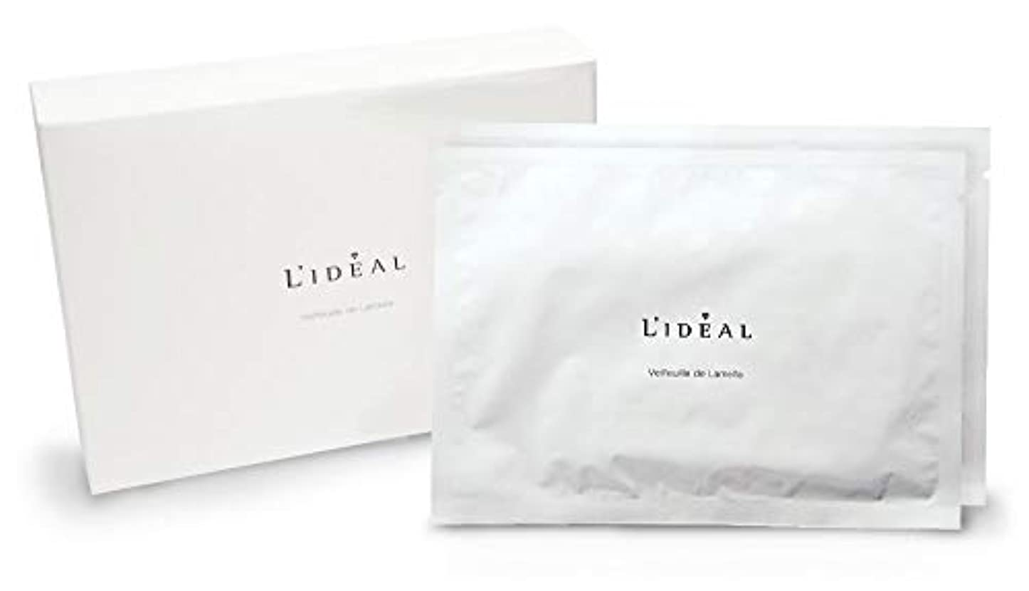 証書メディカルの面ではリディアル (L'ideal) フィーユ デ ラメラ 10枚セット(箱付き) [並行輸入品]