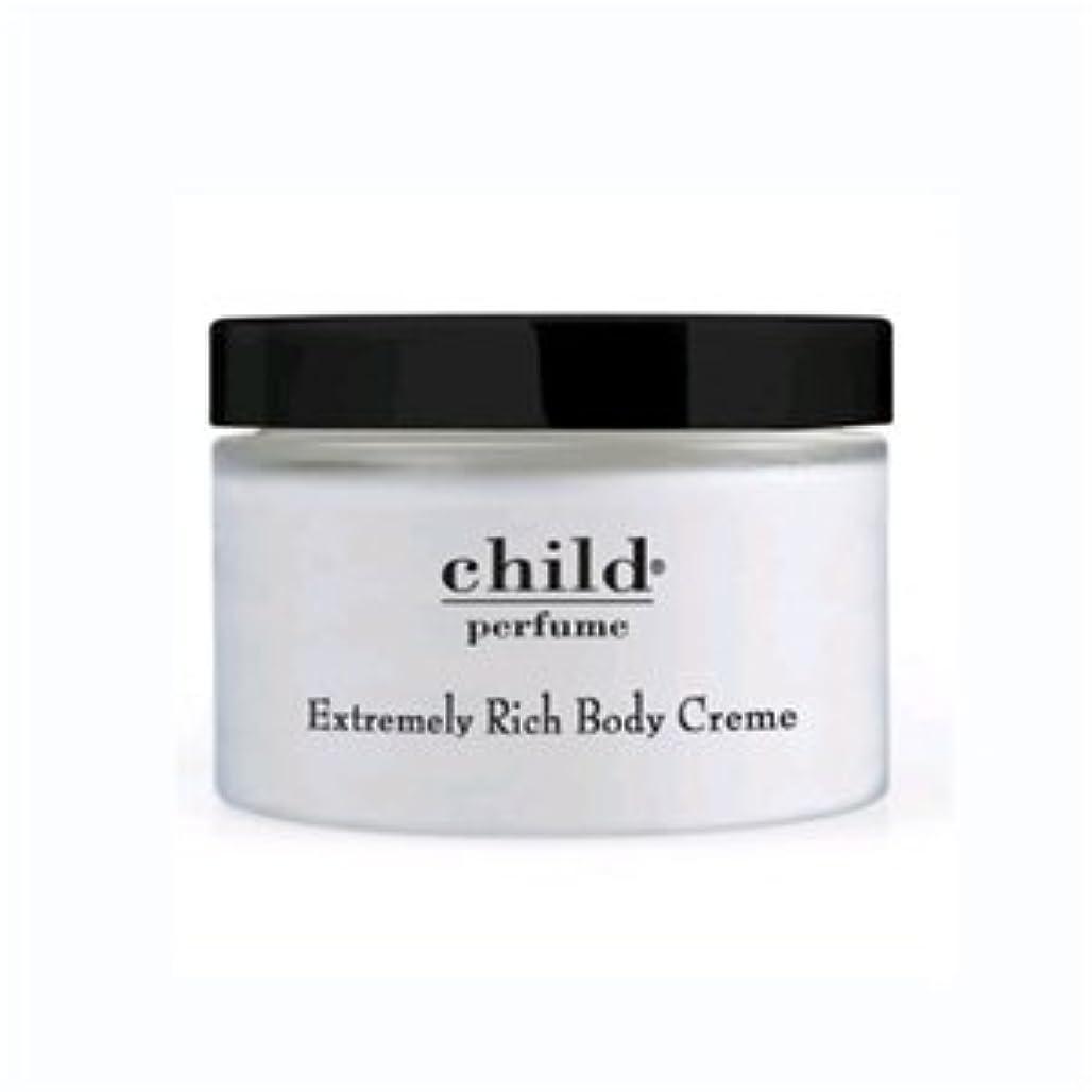 パズルラウンジ厚さChild Extremely Rich Body Creme (チャイルド エクストリームリーリッチ ボディークリーム) 8.0 oz (240ml) by Child for Women