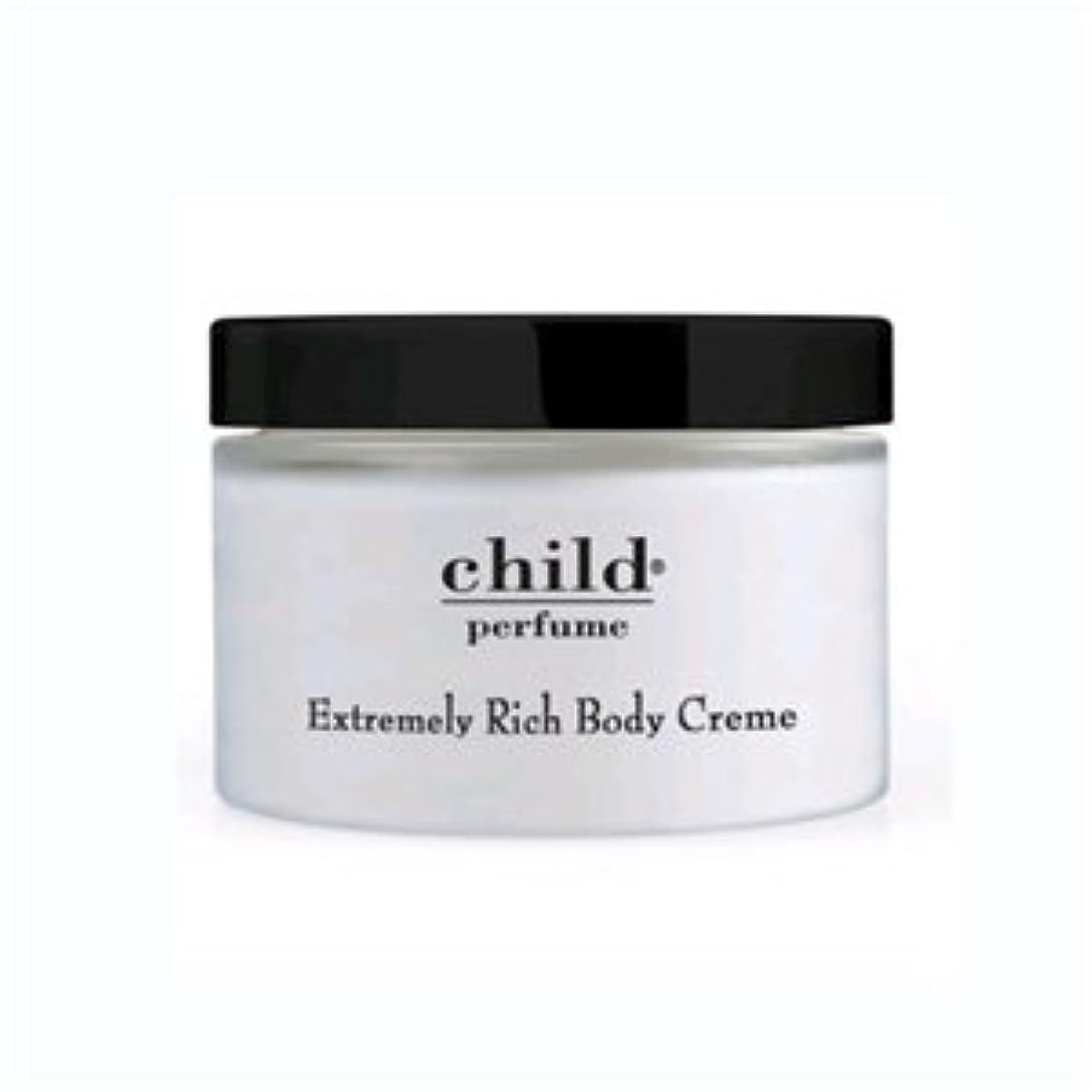 昇進測定再生Child Extremely Rich Body Creme (チャイルド エクストリームリーリッチ ボディークリーム) 8.0 oz (240ml) by Child for Women