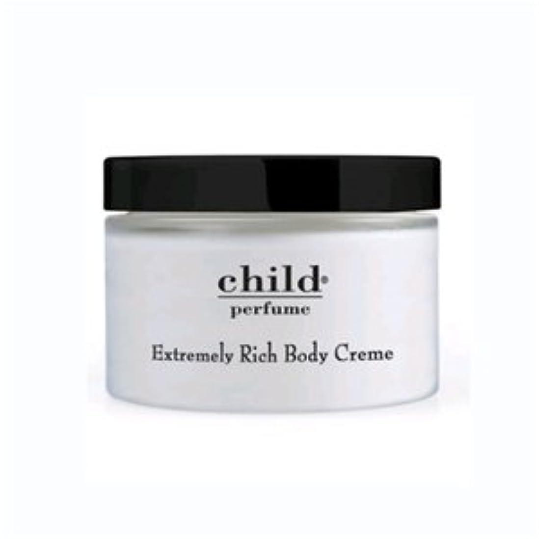 和らげる気候の山不合格Child Extremely Rich Body Creme (チャイルド エクストリームリーリッチ ボディークリーム) 8.0 oz (240ml) by Child for Women