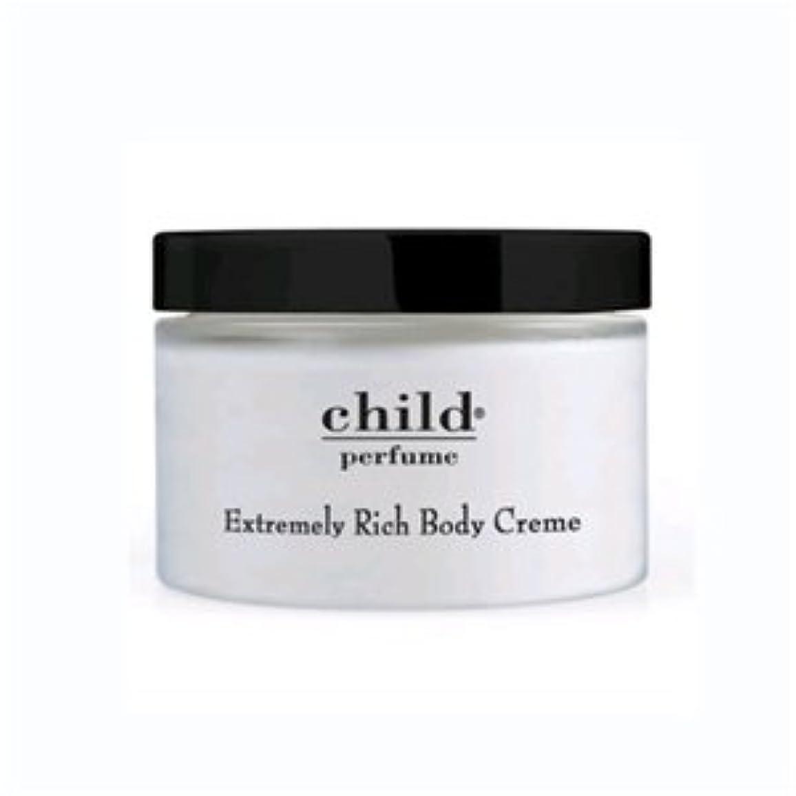 過言配置バクテリアChild Extremely Rich Body Creme (チャイルド エクストリームリーリッチ ボディークリーム) 8.0 oz (240ml) by Child for Women