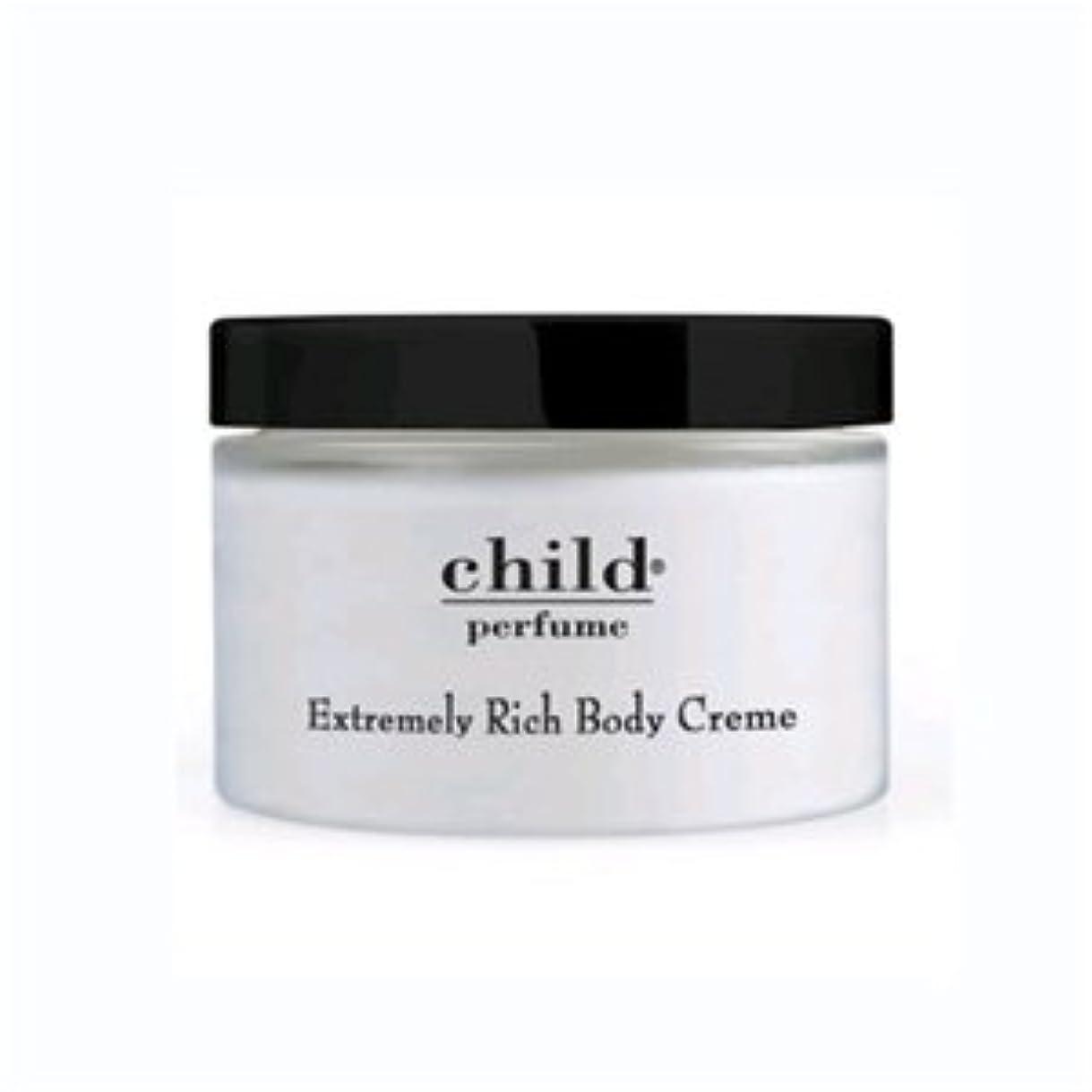 プロポーショナル複製かもしれないChild Extremely Rich Body Creme (チャイルド エクストリームリーリッチ ボディークリーム) 8.0 oz (240ml) by Child for Women
