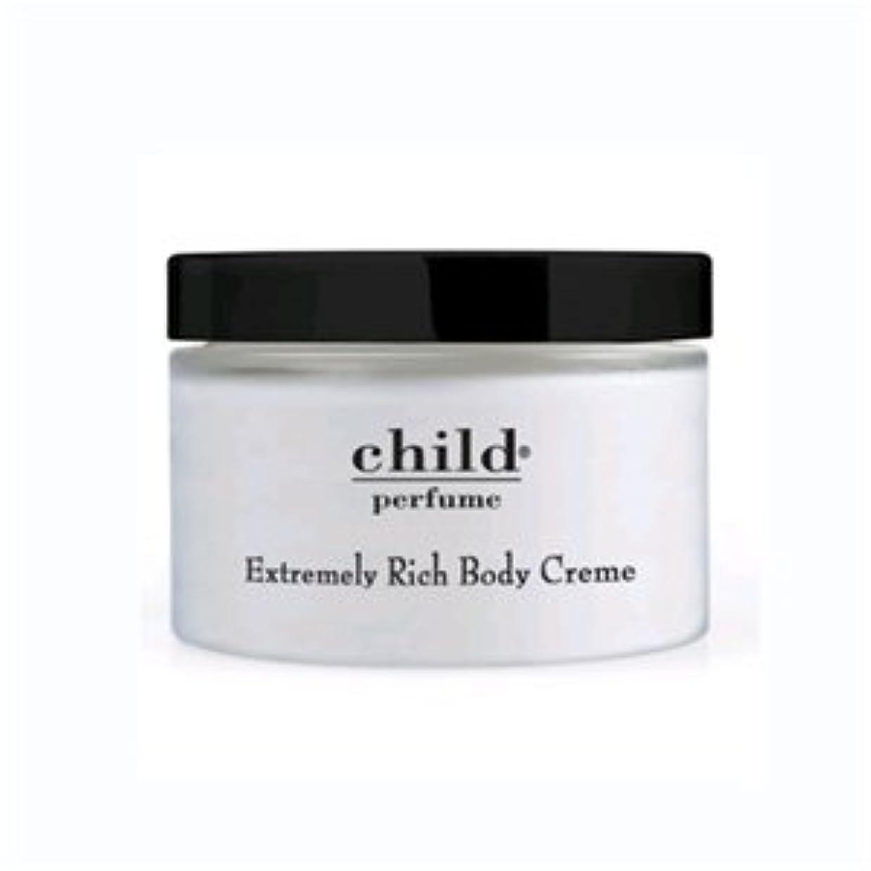 約大宇宙保持するChild Extremely Rich Body Creme (チャイルド エクストリームリーリッチ ボディークリーム) 8.0 oz (240ml) by Child for Women