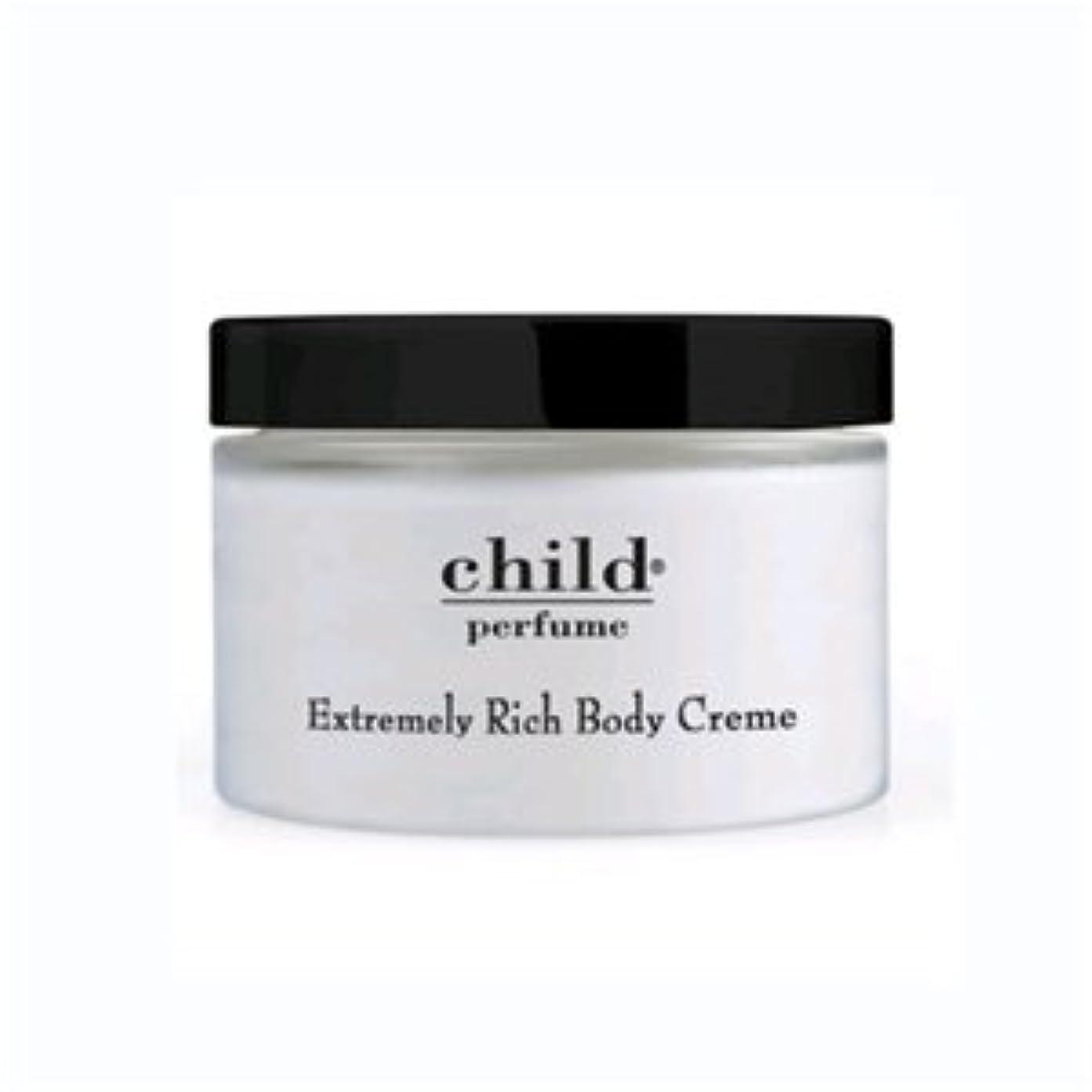 煙突驚かす受け入れChild Extremely Rich Body Creme (チャイルド エクストリームリーリッチ ボディークリーム) 8.0 oz (240ml) by Child for Women