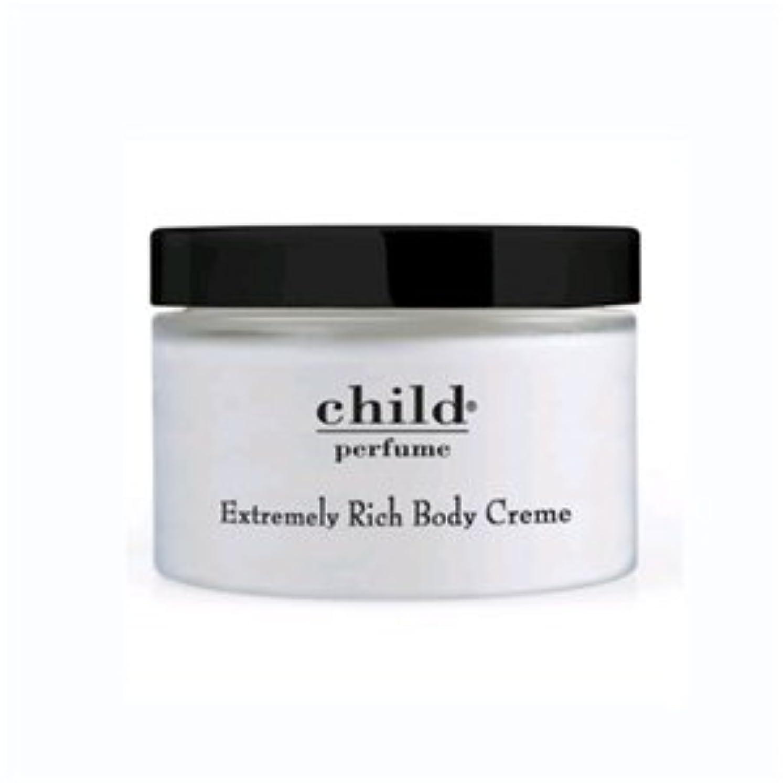 たまにギャラントリーマキシムChild Extremely Rich Body Creme (チャイルド エクストリームリーリッチ ボディークリーム) 8.0 oz (240ml) by Child for Women