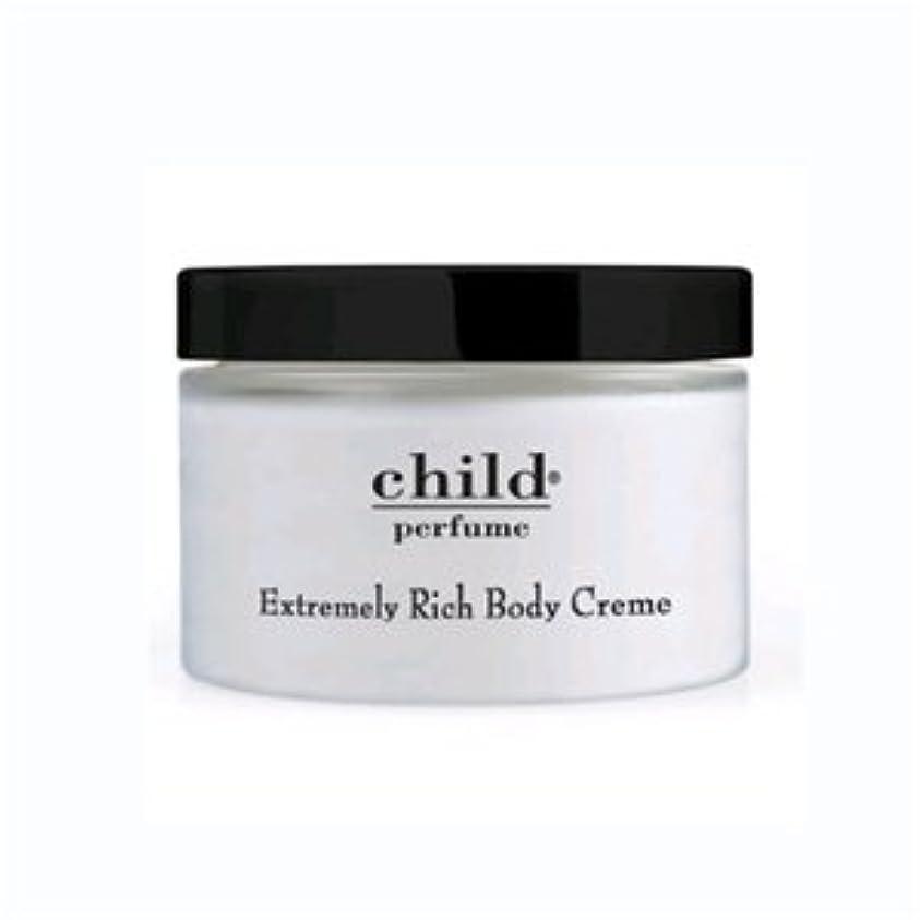 傀儡型ヨーロッパChild Extremely Rich Body Creme (チャイルド エクストリームリーリッチ ボディークリーム) 8.0 oz (240ml) by Child for Women
