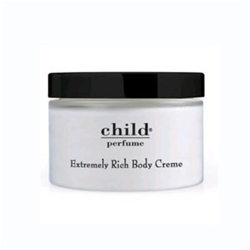 宇宙船パパダースChild Extremely Rich Body Creme (チャイルド エクストリームリーリッチ ボディークリーム) 8.0 oz (240ml) by Child for Women