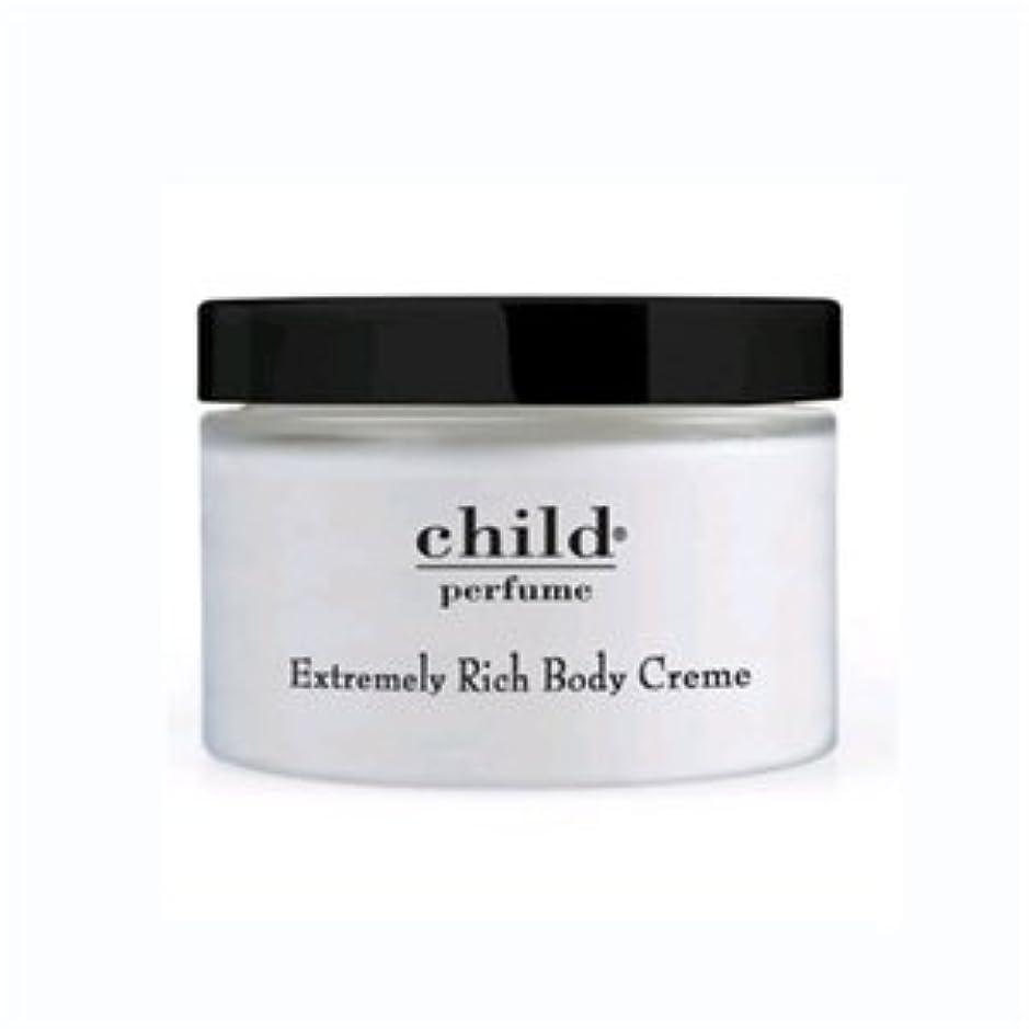 こっそり規範人に関する限りChild Extremely Rich Body Creme (チャイルド エクストリームリーリッチ ボディークリーム) 8.0 oz (240ml) by Child for Women