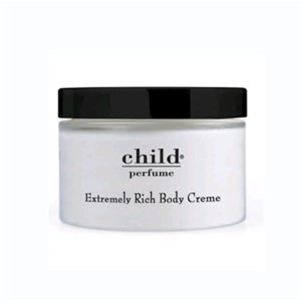 メーター相手ドナーChild Extremely Rich Body Creme (チャイルド エクストリームリーリッチ ボディークリーム) 8.0 oz (240ml) by Child for Women