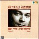 Sonata 11 C Major / Three Preludes