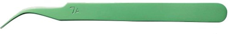 ブローホール本物提供するMARUTO ネイルアート用 トウィーザー ベント?ニードル TS-7-NAT