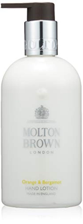 評価可能ファイル感嘆符MOLTON BROWN(モルトンブラウン) オレンジ&ベルガモット コレクション O&B ハンドローション