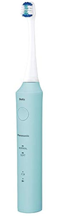 やる樹皮多様性パナソニック 電動歯ブラシ ドルツ 青 EW-DL35-A