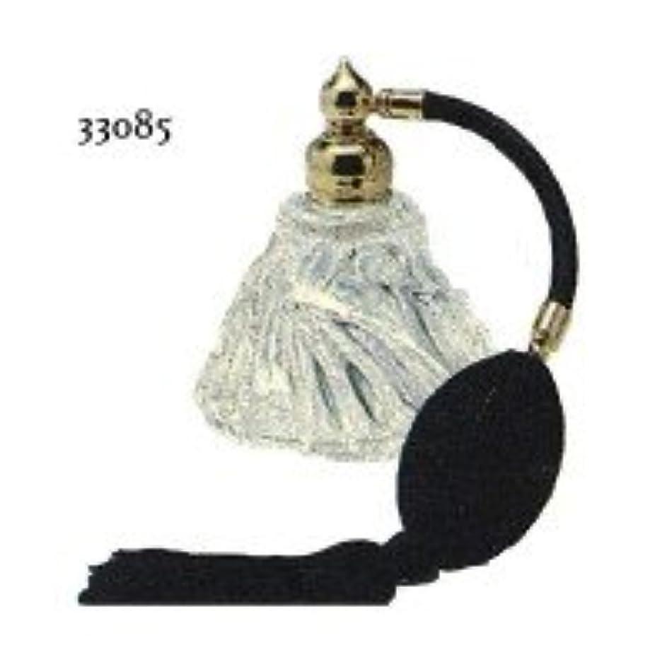 費用想像力豊かな平凡ドイツ製クリスタル香水瓶リードクリスタル ふさ付