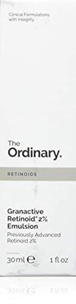 悪化させるルートアシストThe Ordinary Granactive Retinoid 2% Emulsion