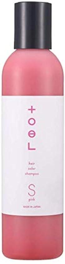 雑品買う知性トエル (toeL) インターコスメ(InterCosme) トエル(toel) カラーシャンプー 240ml ピンク