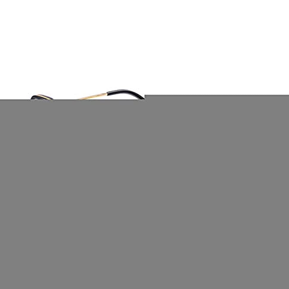 使用法チャット群衆サングラス 運転に適した長方形 偏光レンズホルダー UV400安全メガネ レディースサングラス GR-39 (Gray)