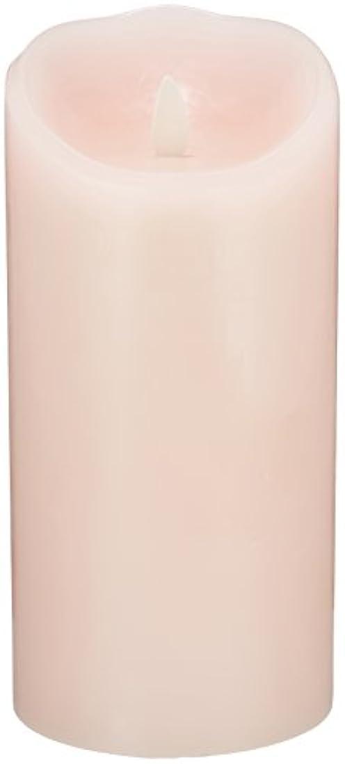 ロードされた透けて見えるしっとりLUMINARA(ルミナラ)ピラー3.5×7【ボックスなし】 「 ピンク 」 03010000PK