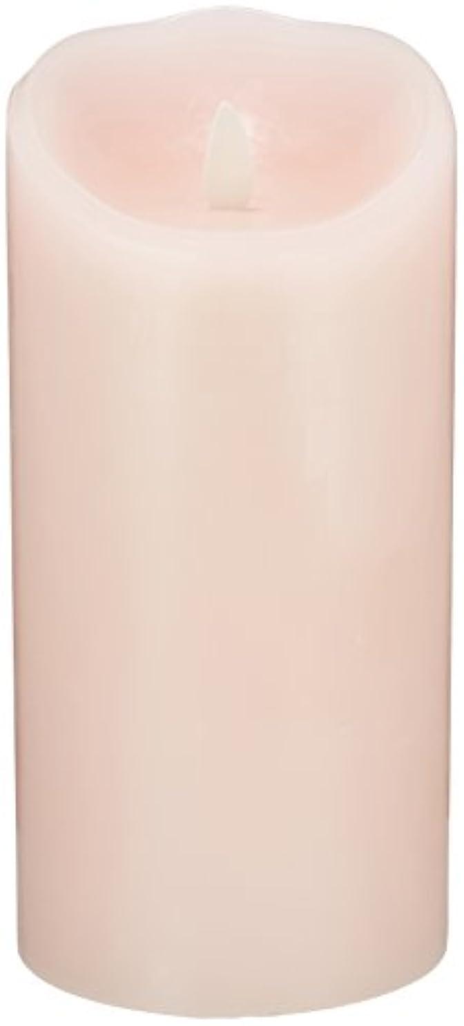 資本主義清める調和のとれたLUMINARA(ルミナラ)ピラー3.5×7【ボックスなし】 「 ピンク 」 03010000PK