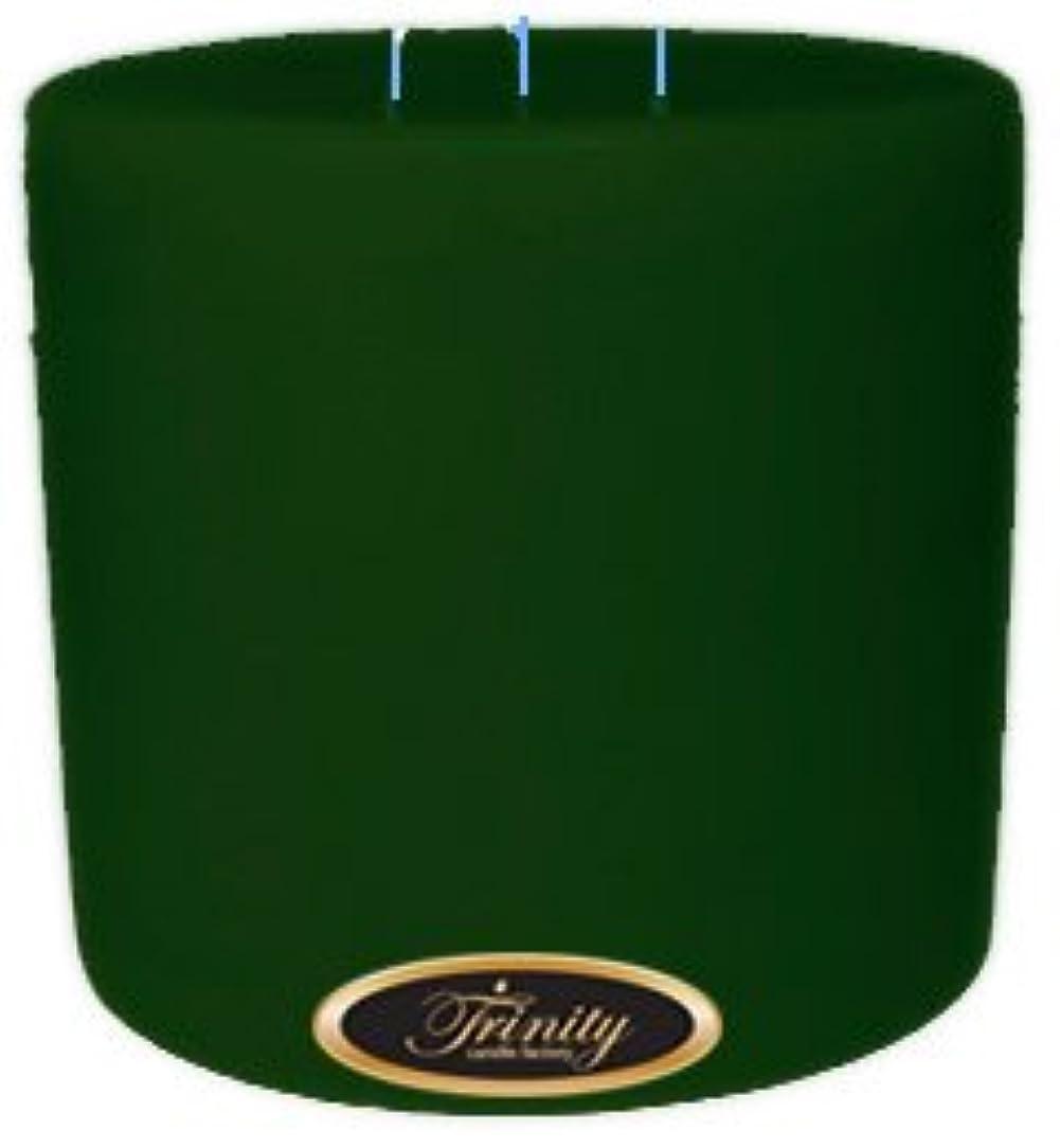 味方ランチョン月Trinity Candle工場 – Bayberry – Pillar Candle – 6 x 6