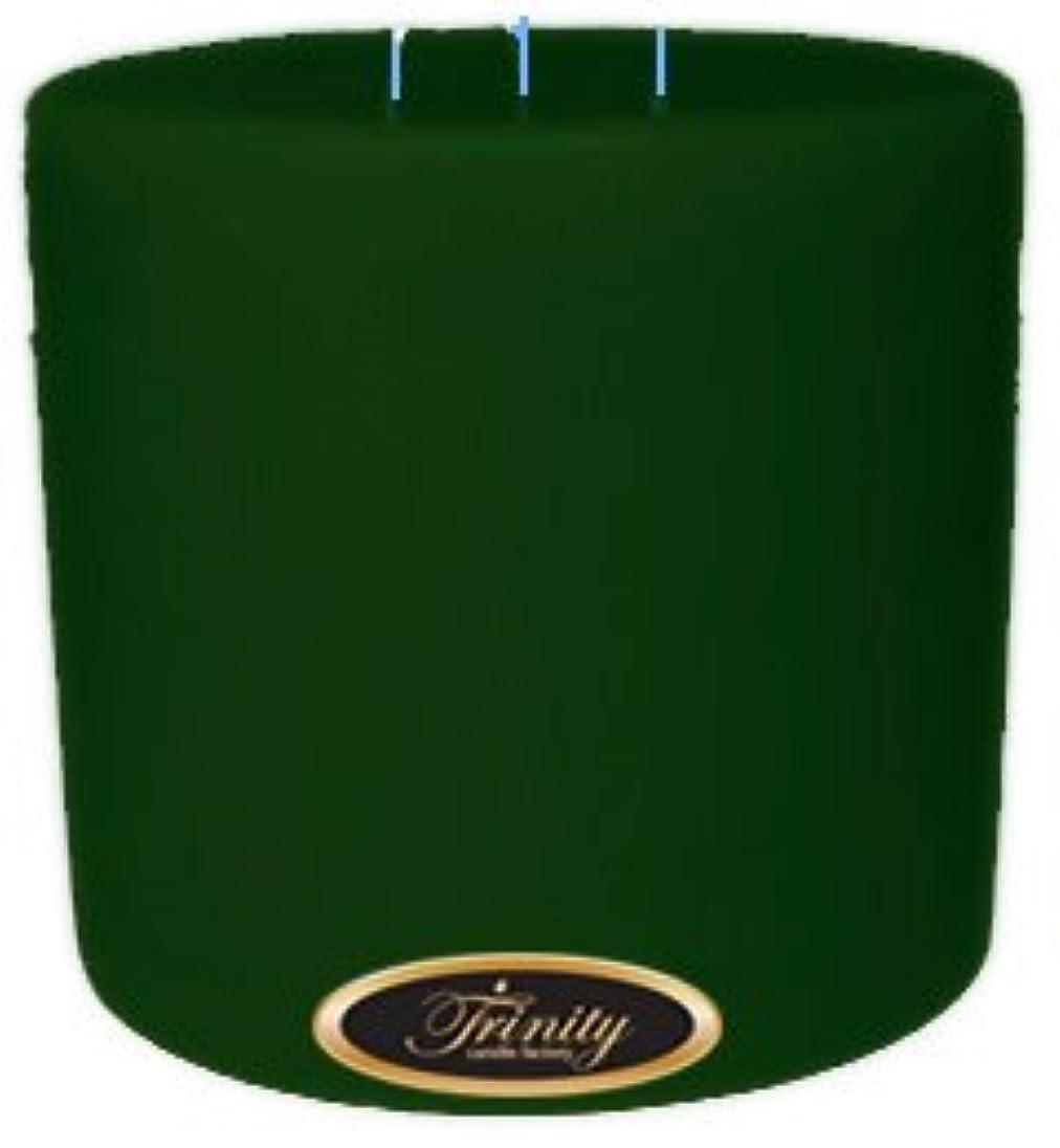 高揚した真っ逆さま伝染病Trinity Candle工場 – Bayberry – Pillar Candle – 6 x 6