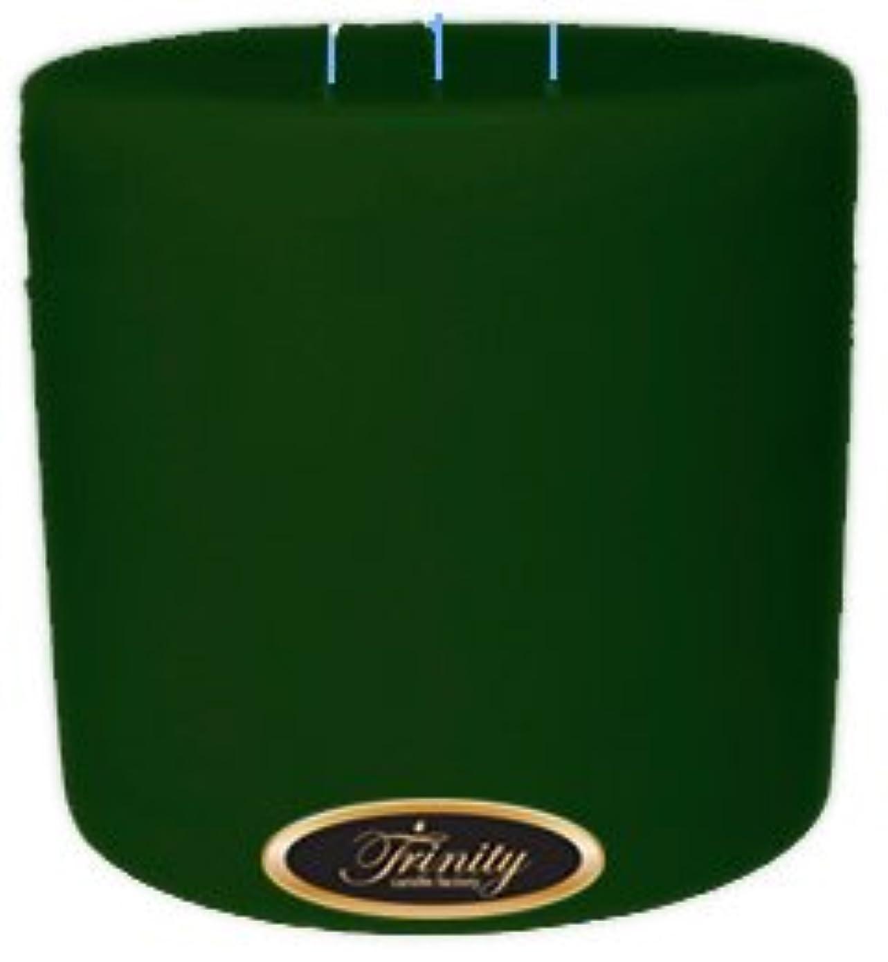 甘美なもし権利を与えるTrinity Candle工場 – Bayberry – Pillar Candle – 6 x 6