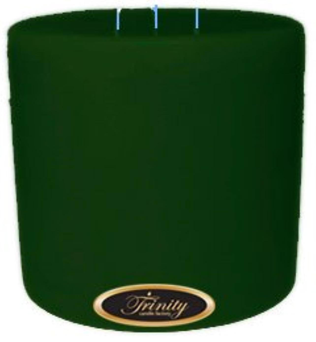 嫌がらせおもちゃ側Trinity Candle工場 – Bayberry – Pillar Candle – 6 x 6