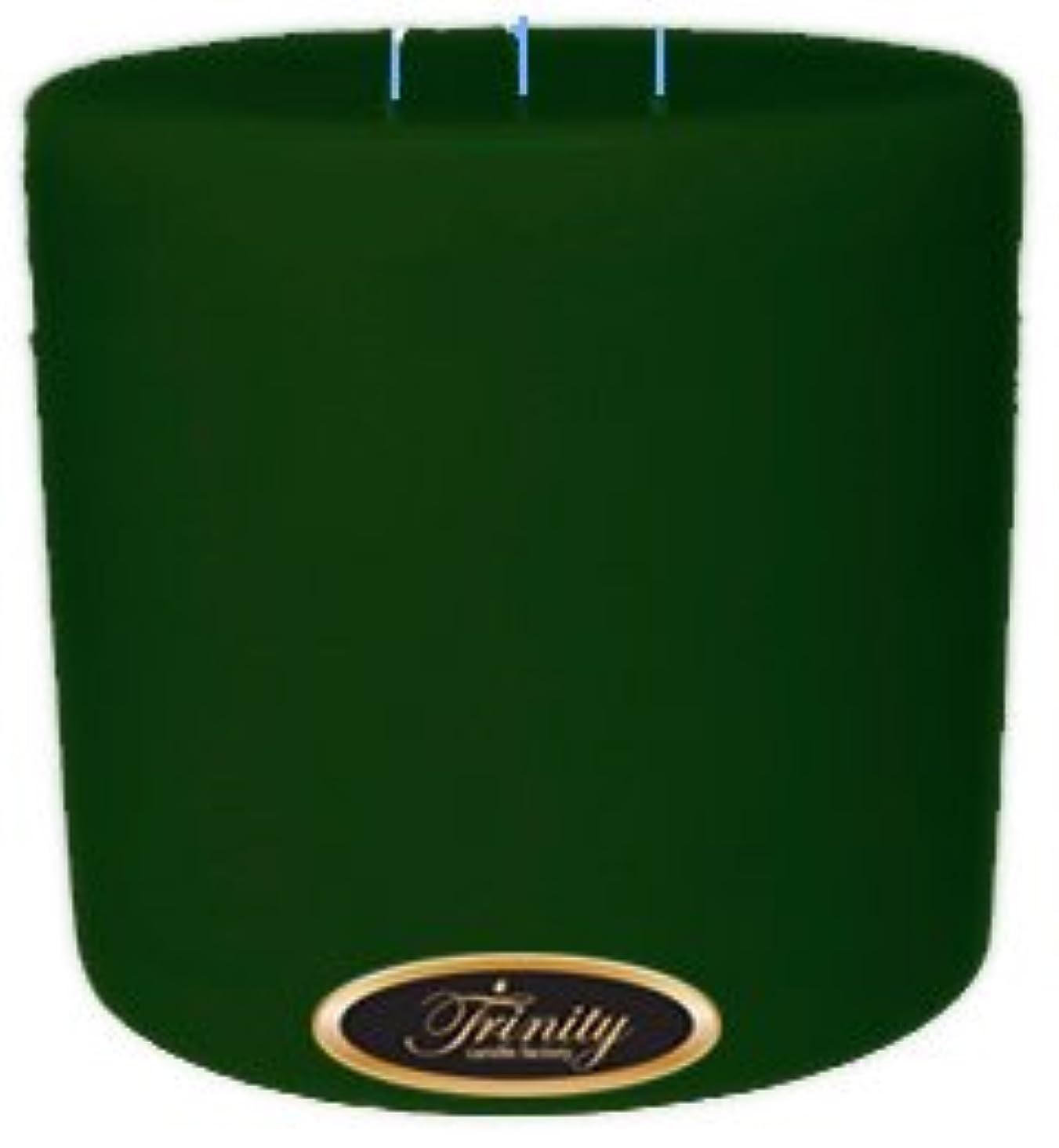 にはまって弁護無実Trinity Candle工場 – Bayberry – Pillar Candle – 6 x 6