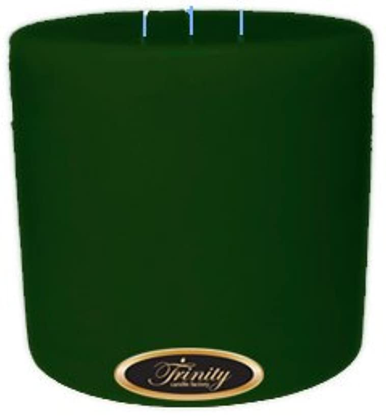 手入れ脈拍洗練されたTrinity Candle工場 – Bayberry – Pillar Candle – 6 x 6