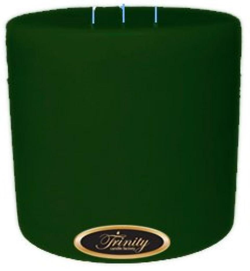 感謝祭ネックレットかすれたTrinity Candle工場 – Bayberry – Pillar Candle – 6 x 6