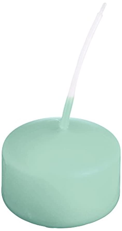 ヒロイン素子テラスキャンドル ハッピープール(カラーアトリエ) 「 ライトブルー 」 24個入り 72800000LB