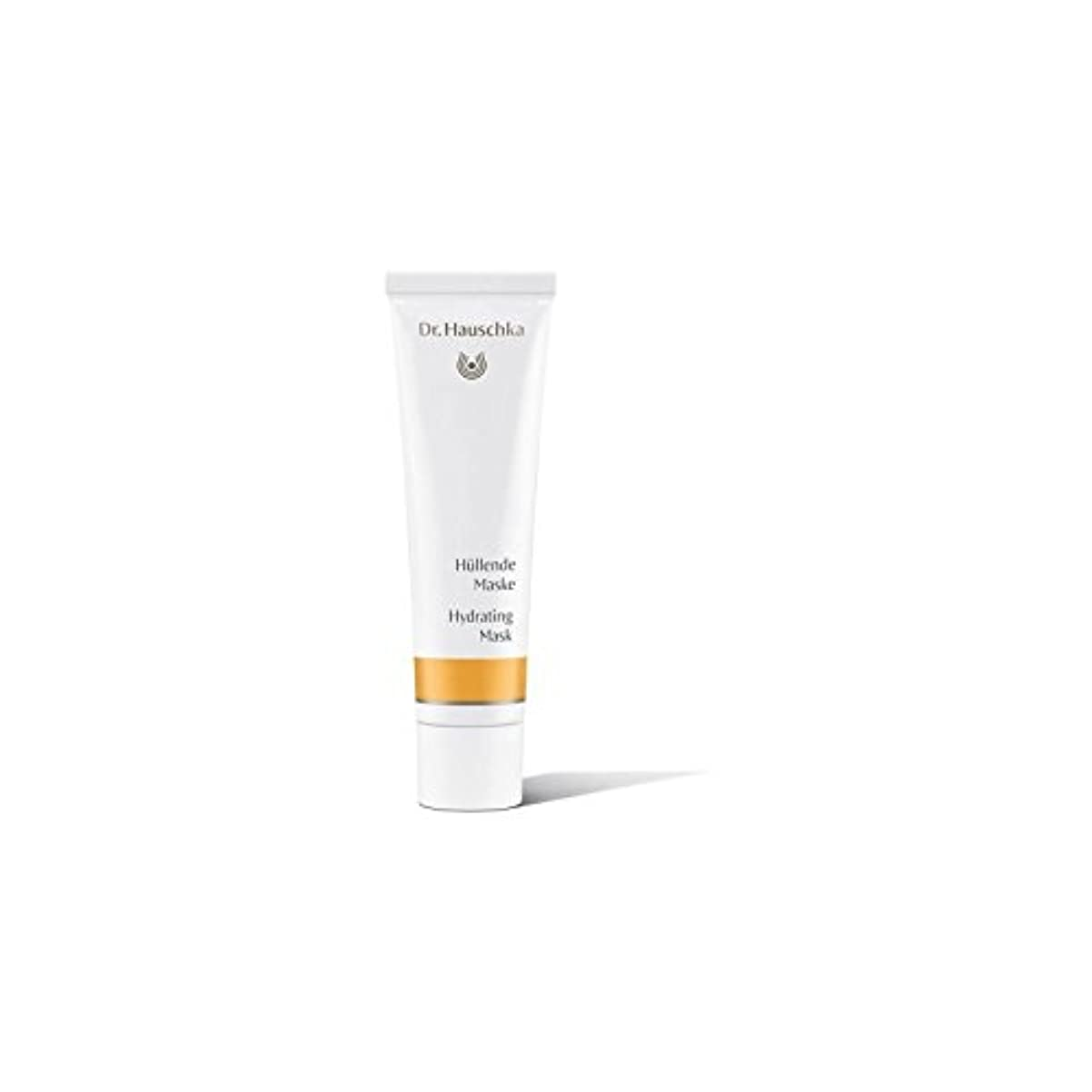 Dr. Hauschka Hydrating Mask 30ml (Pack of 6) - マスク30ミリリットルを水和ハウシュカ x6 [並行輸入品]