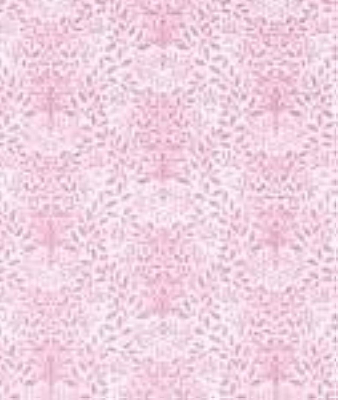 Melody Jane Dolls House William Morris Design Acorns Miniature Print 1:24 Wallpaper Pink