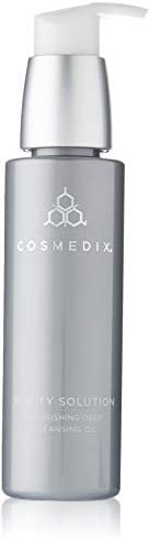 CosMedix Purity Solution Nourishing Deep Cleansing Oil for Unisex - 3.3 oz, 385.55 grams