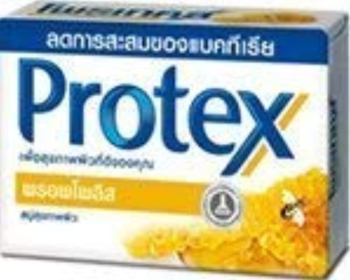ホース願う変わるProtex, Bar Soap, Propolis, 75 g x 4 by Ni Yom Thai shop