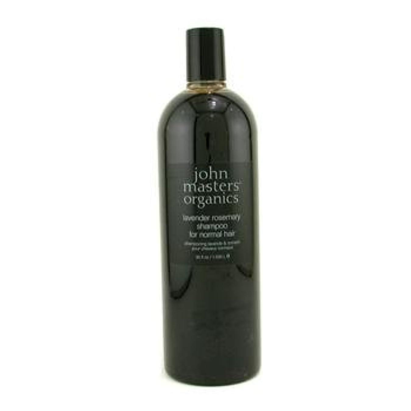 こしょう薬を飲むベンチ[John Masters Organics(ジョン ? マスターズ オーガニック)] ラベンダーのローズマリー シャンプー (通常の髪の) 1035ml/35oz