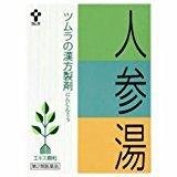 【第2類医薬品】ツムラ漢方人参湯エキス顆粒 24包 ×2