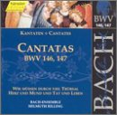 Church Cantatas-Volume. 45
