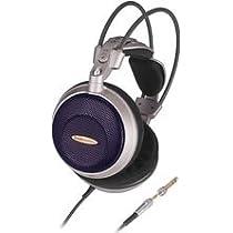 audio-technica エアーダイナミックヘッドフォン [ATH-AD700]