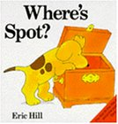 Where's Spot?: Pop-up Bk (Lift-the-flap Book)