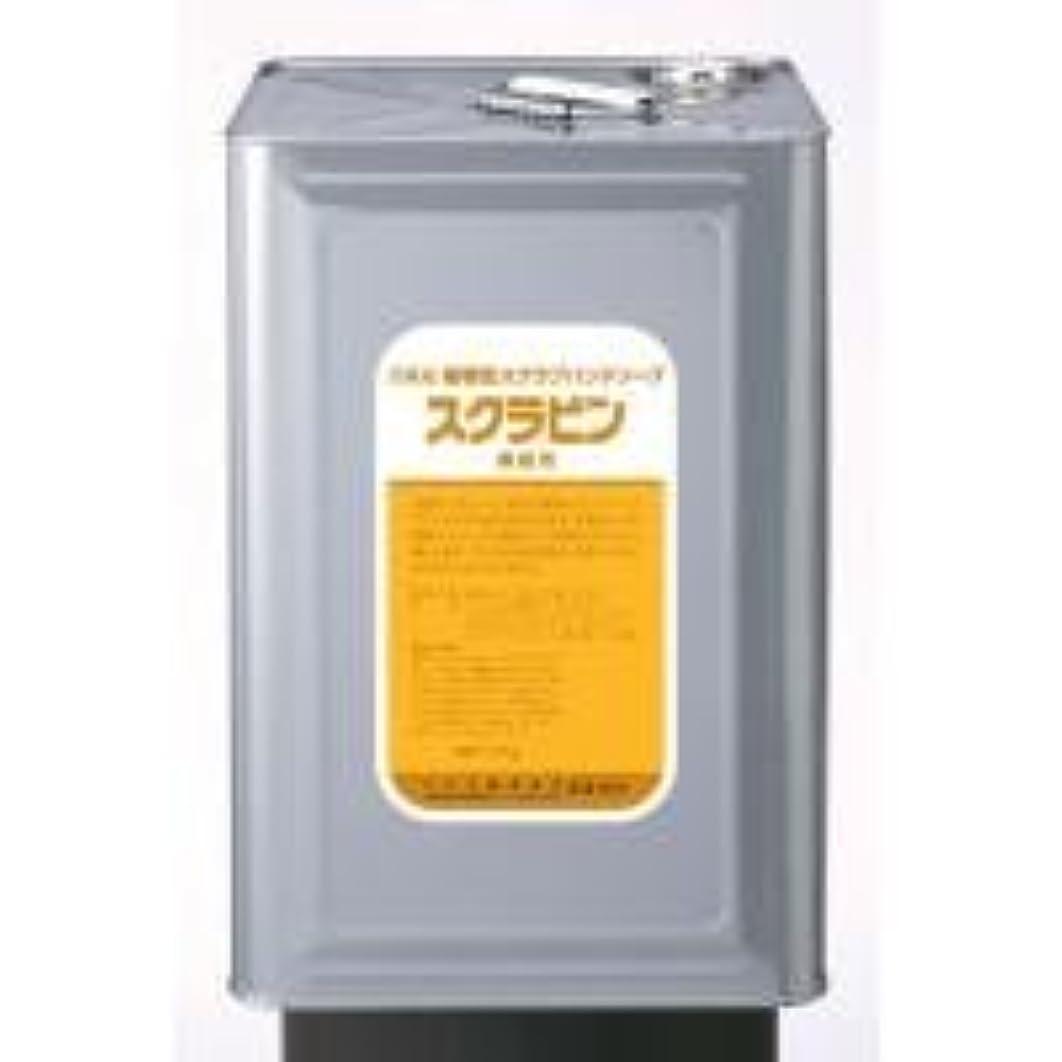 出会い社説パンサーサラヤ スクラビン 17kg 1缶