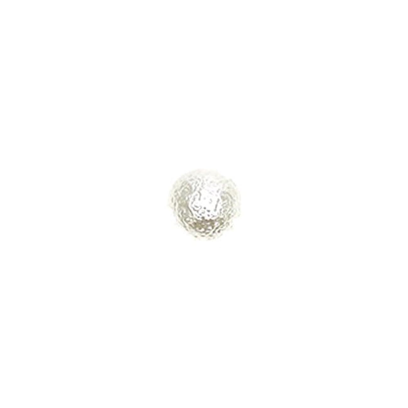 神火山フォームirogel イロジェル ネイルパーツ コットンパール【ホワイト 4mm】【約10個】