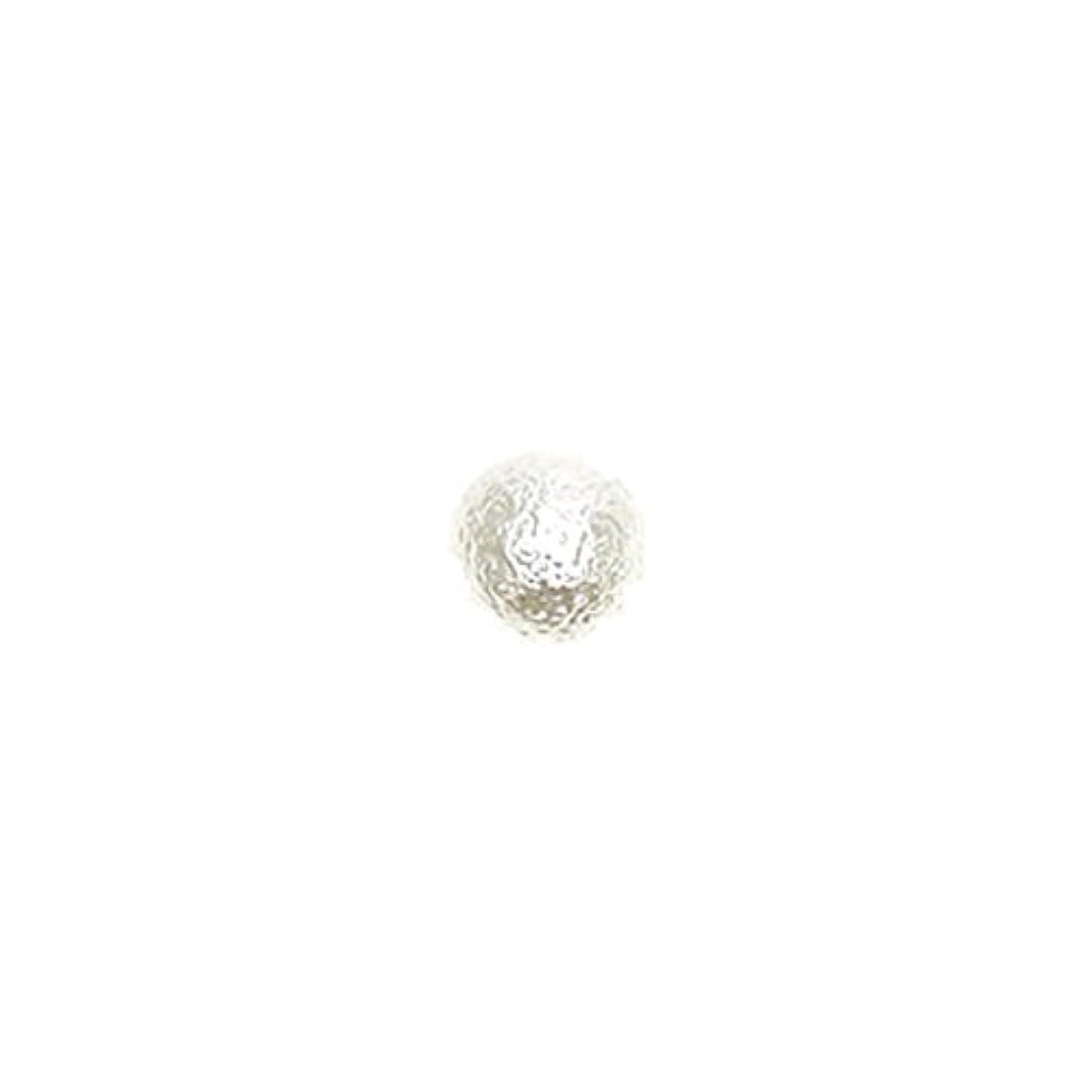暴力的な架空の動員するirogel イロジェル ネイルパーツ コットンパール【ホワイト 3mm】【約15個】
