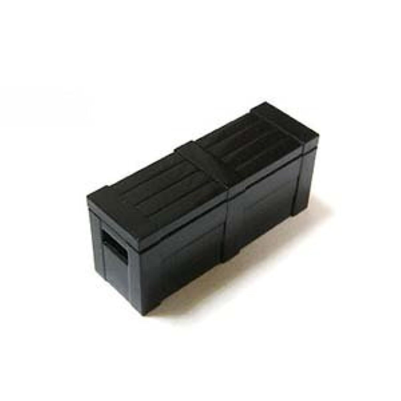 LEGOカスタム品 アーミー 装備品 武器 Accessories Black Crate(21mm x 47mm x 16mm) 【並行輸入品】