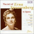 Art of Erna Spoorenberg in Opera