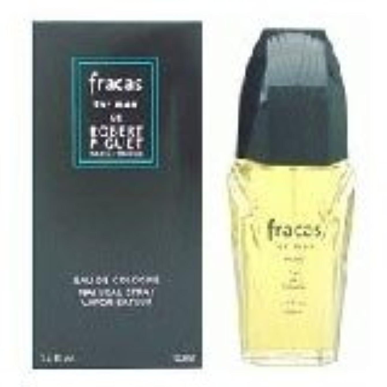 エイリアス文字文芸Fracas (フラカス)3.4 oz (100ml) EDC Spray by Robert Piguet for Men