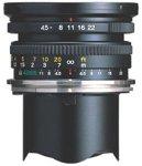 Mamiya レンズ N 43mm F4.5L
