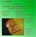 Time Frozen for Chamber/Ensemble-Buch